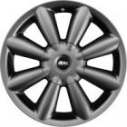 "new 18"" MINI R126 Turbo Fan alloy wheels"