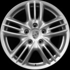 "new 18"" Porsche Cayenne S II alloy wheels"