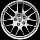 "new 20"" Porsche RS Spyder alloy wheels"