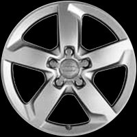 "19"" Audi 5 Arm Structure wheels 4L0601025BB"
