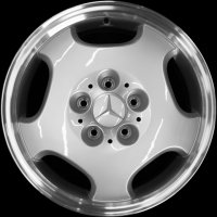 "16"" Mercedes Merak wheels B6647009367"