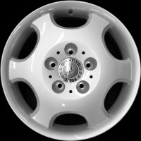 "15"" Mercedes Alrami - Not Available wheels B66470081"