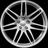 "20"" Audi 7 Double Spoke wheels 8T0601025CM"