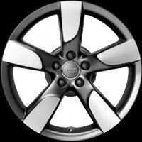 "19"" Audi 5 Arm Hollow wheels 8T0071499A4EE"