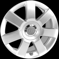 "17"" Audi 7 Spoke wheels 8N0601025QZ17"