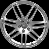 "19"" Audi 7 Double Spoke wheels 8J0601025CH"