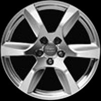 "18"" Audi 6 Spoke wheels 4206010251H7 420601025D1H7"