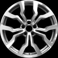 "19"" Audi 10 Y Spoke wheels 420601025L3AJ 420601025AN"