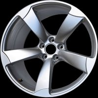 "20"" Audi 5 Rotor Spoke wheels 8T0601025CP"