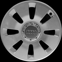 "17"" Audi 8 Hole wheels 4B3601025MZ17"