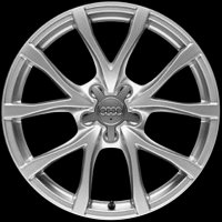 "18"" Audi 5 Y Spoke wheels 4F0601025CD8Z8"