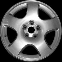 "17"" Audi 5 Spoke wheels 4D0601025BZ33"