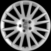 "19"" Audi 8 V Spoke wheels 4E0601025AL1H7"