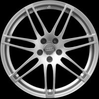 "20"" Audi 7 Double Spoke wheels 4F0601025CT1H7"