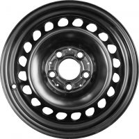 "16"" Mercedes Steel wheels A2044001002"