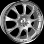 "new 23"" Brabus Monoblock E Platinum alloy wheels"