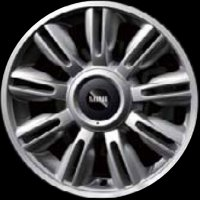 "17"" MINI R130 Twin Blade Spoke wheels 36116799229"
