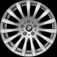 "19"" BMW 190 wheels 36116768970 36116768971"