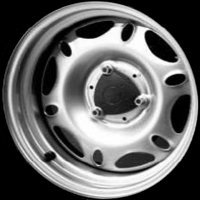 "15"" Smart Steel wheels Q0002156V005C32L00 Q0010380V001C31L00"