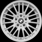 "new 17"" BMW 110 alloy wheels"
