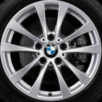 "17"" BMW 395 wheels 36116796244 36116796245"