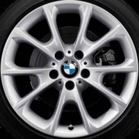 "18"" BMW 398 wheels 36116796250 36116796251"