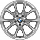 "new 18"" BMW 398 alloy wheels"
