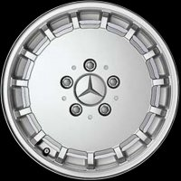 "15"" Mercedes 15 Hole wheels B66470064"