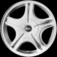 "15"" MINI R86 Spider Spoke wheels 36116755809"