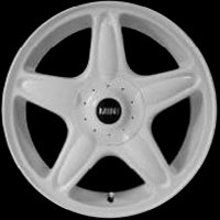 "16"" MINI R103 5 Star Blaster  wheels 36116769410"
