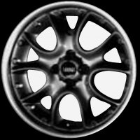 "17"" MINI R98 Web Spoke wheels 36116787710"