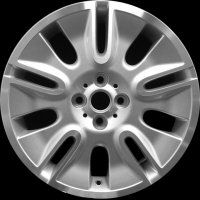 "17"" MINI R117 Silver Shield wheels 36116789797"