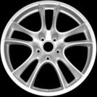 "new 21"" Porsche Cayenne Sport alloy wheels"