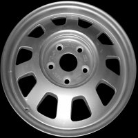 "15"" Audi 10 Spoke wheels 8D0601025DZ17"