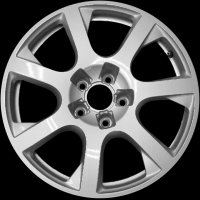 "17"" Audi 7 Spoke wheels 8R0601025G8Z8"