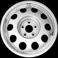 "15"" Audi 10 Hole wheels 8L0601025DZ33"