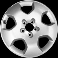 "15"" Audi 5 Hole wheels 8L0601025NZ17"