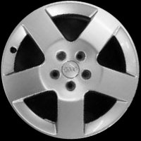 "17"" Audi 5 Spoke wheels 8P0601025E1H7"