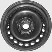 "15"" Audi Steel wheels 4B060102703C"