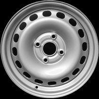 "15"" Audi Steel wheels 4A0601025KY7N"