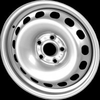 "16"" Audi Steel wheels 4D0601025Z7P"