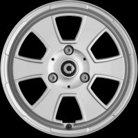 "15"" Smart 6 Spoke wheels A4514014702CA4L A4514014802CA4L"
