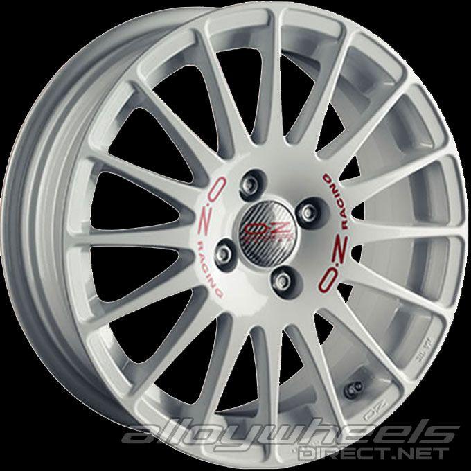 """16"""" OZ Racing Superturismo WRC wheels W0167020133"""