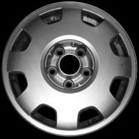 "15"" Audi 8 Hole wheels 4B0601025AZ17"