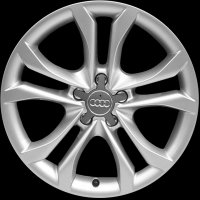 "18"" Audi S Spoke wheels 8K0601025CP"
