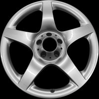 "18"" Mercedes 5 Spoke wheels A1994010402 A1994010502"