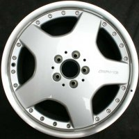 "18"" AMG I 2pc wheels B66031003 B66031004"