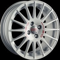 "17"" OZ Racing Superturismo WRC wheels W0167320033"
