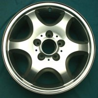"16"" Mercedes Lucida wheels B66471481"