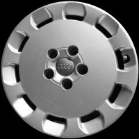 "16"" Audi 10 Hole wheels 4E0601025GZ17"